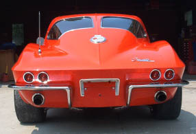 Corvette Stingray Info on 1963 Chevrolet Corvette C2 Production Statistics And Facts